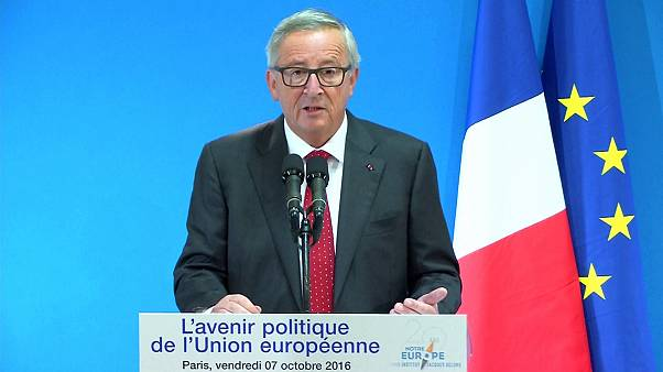 EU's Juncker stresses support for US free trade deal