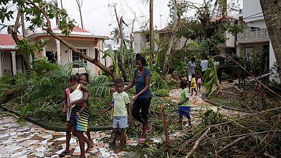 Haïti : la désolation après l'ouragan Matthew