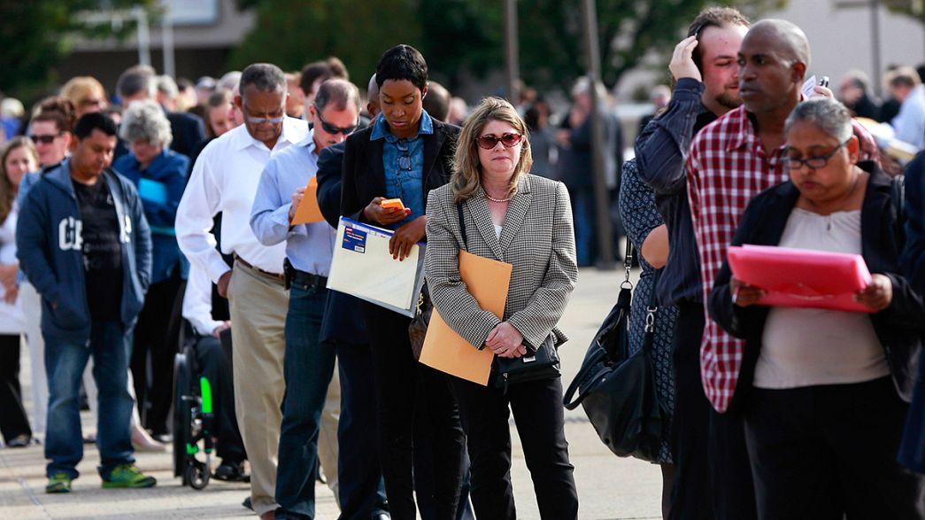 Usa: occupati crescono meno di attese, disoccupazione al 5%