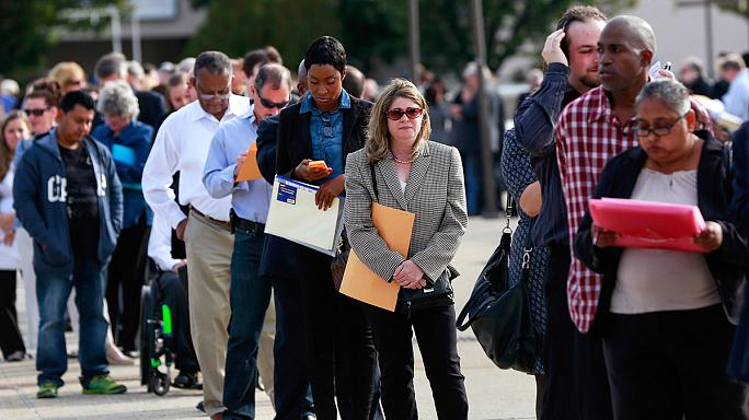 США: рост занятости замедляется