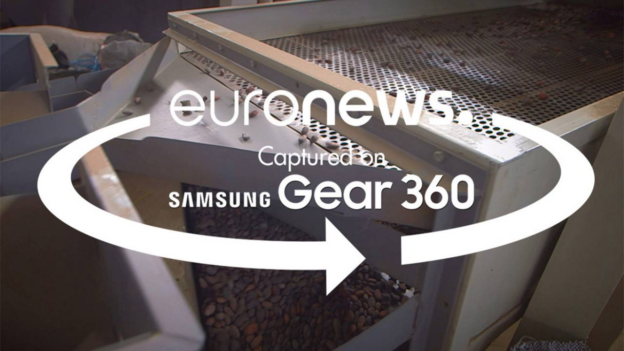 [360 ° video] Producing organic coffee and cocoa in Peru