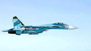 Estónia e Finlândia acusam caças russos de violarem espaço aéreo