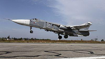 Parlamento russo aprova base aérea permanente na Síria