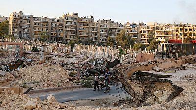 Bombardeamentos na Síria: Alepo em risco de desaparecer do mapa