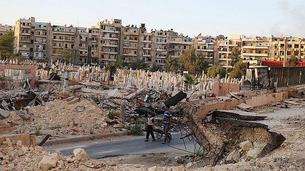 حلب.. تراجيديا تستنفر العالم