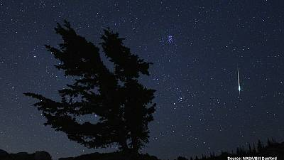 Clear night sky? Look out for the Orionids meteors tonight