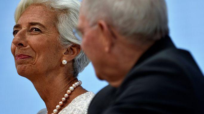 Шойбле и Лагард против нулевых ставок по кредитам