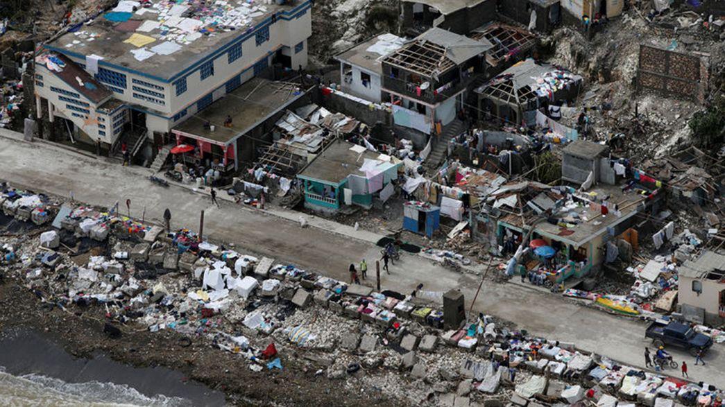 Hurricane Matthew's wild winds leaves hundreds dead in impoverished Haiti