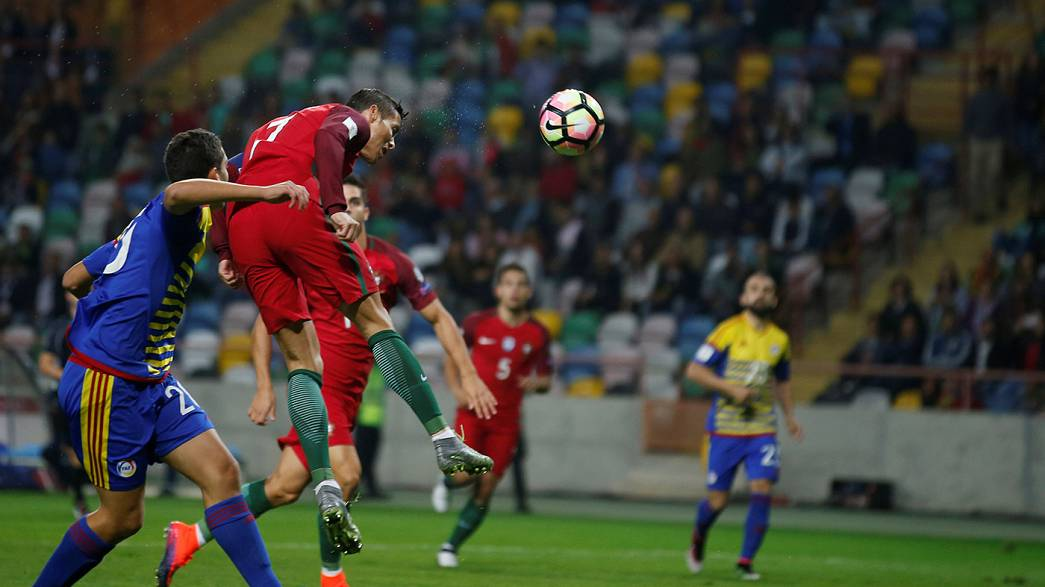 European Champions Portugal and France enjoy resounding victories in World Cup qualifiers