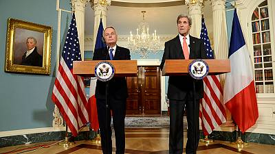 Kerry wants Aleppo war crimes probe as UN votes on French peace plan