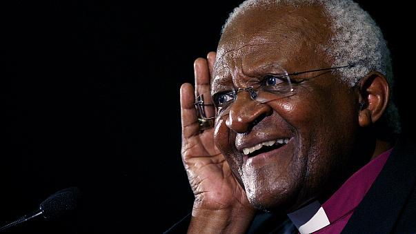 Arcebispo Desmond Tutu reclama direito a suicídio assistido