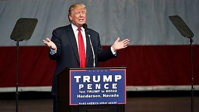 Trump se disculpa tras divulgarse una grabación con comentarios lascivos sobre las mujeres
