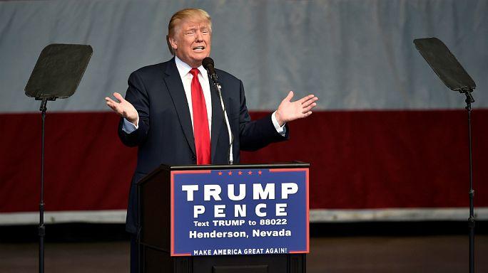 """Donald Trump em 2005: """"Quando és uma estrela elas deixam-te fazer tudo"""""""