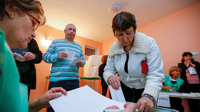 Грузия выбирает парламент