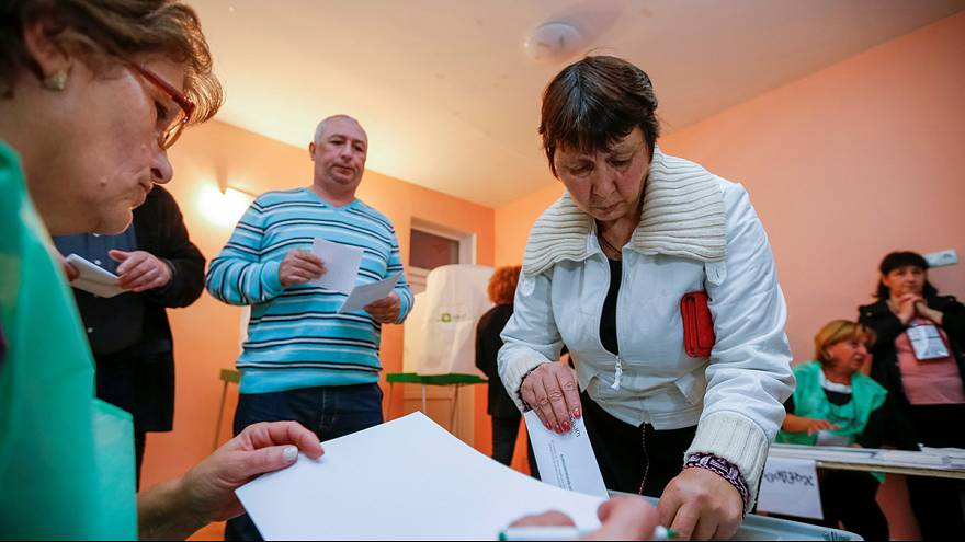 Georgia votes in highly contested parliamentary elections