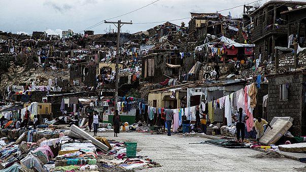 احتمال وقوع یک فاجعه انسانی دیگر پس از طوفان مرگبار ماتیو در هائیتی