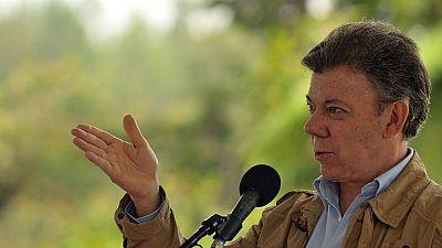 Prix Nobel de la paix décerné à Juan Manuel Santos, réactions de certains leaders du monde