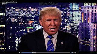 Trump forced to apologize for lewd remarks