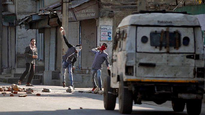 Nach Tod eines 12-Jährigen:Proteste in Kaschmir flammen erneut auf