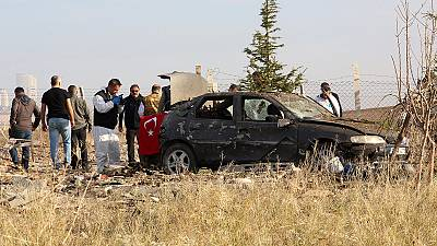 Suicide bombers killed in a Turkish police operation near Ankara