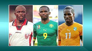 Football : le top 10 des meilleurs attaquants africains de l'histoire