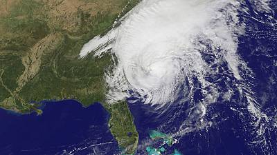 Uragano Matthew declassato a categoria 1, inondazioni in South Carolina