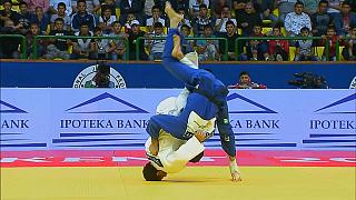 Uzbek judoka's steal the show on final day of Tashkent Grand Prix