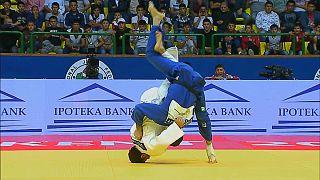 Uzbek judoka's steal the show on final day of Tashkent Grand Prix