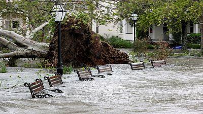 Hurricane Matthew downgraded