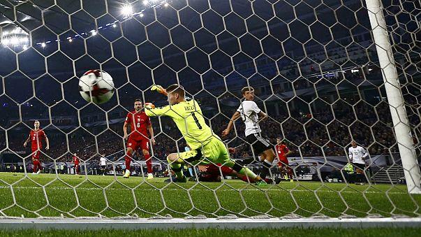 Mondial 2018 : l'Allemagne et l'Angleterre sur leur lancée