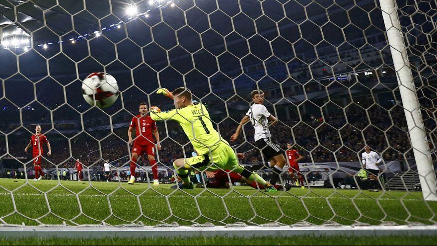Németország és Anglia jól kezdett a VB selejtezőkön