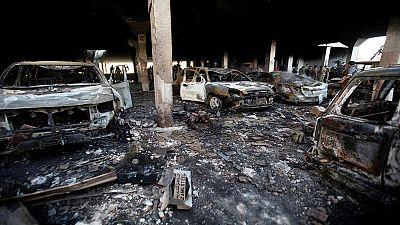 Dozens dead after Yemen funeral airstrike