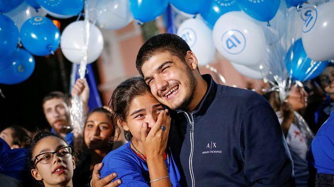 پیروزی حزب حاکم گرجستان در انتخابات پارلمانی