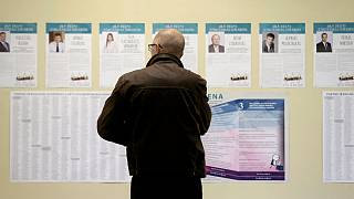 Lithuanians vote in parliamentary elections dominated by scandals