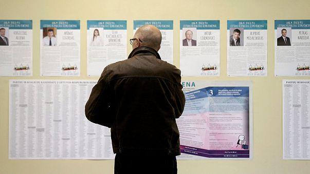 Lituanie : élections législatives à risque pour les sociaux-démocrates