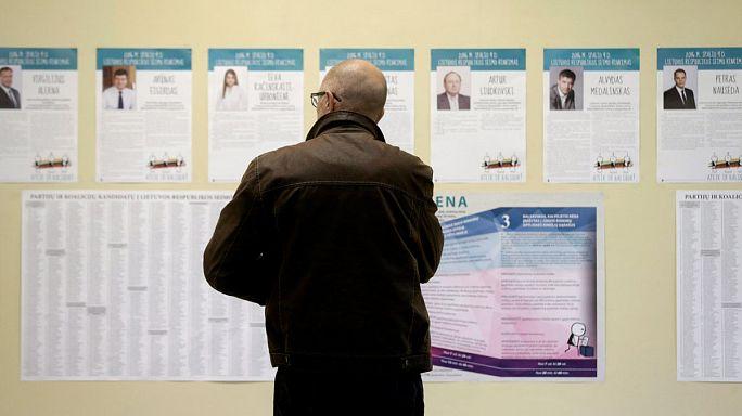 Litvánia: megkezdődött a parlamenti választás