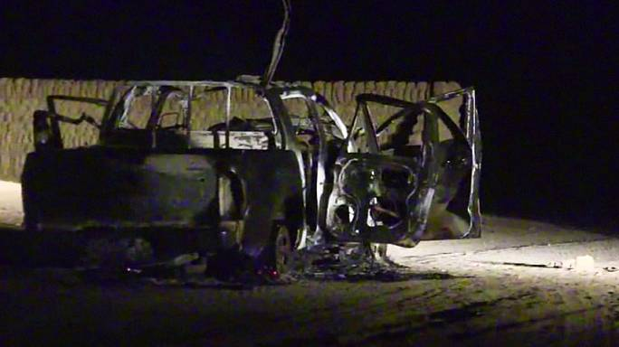 Tuareg militant leader killed in car explosion outside UN base in Mali