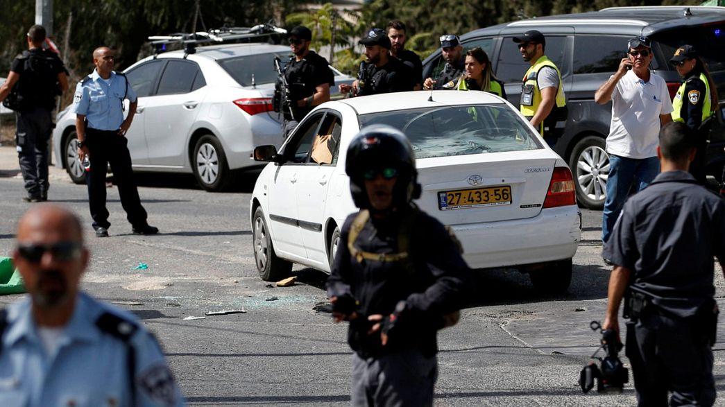 Doğu Kudüs'te silahlı saldırı: 3 ölü