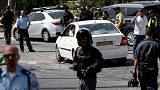Palestinian gunman kills two in Jerusalem