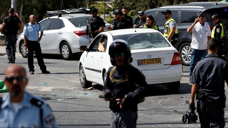 Теракт в Иерусалиме: убиты два израильтянина