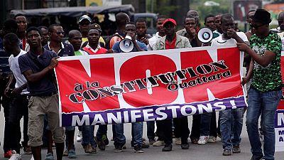 Nouvelle Constitution en Côte d'Ivoire : l'opposition dans les rues samedi