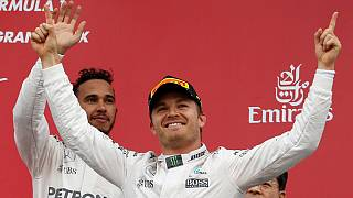 Mercedes seal third straight constructors' title as Rosberg closes in on drivers' crown with Japanese GP victory