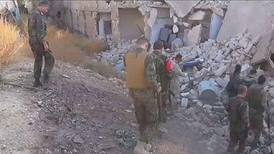 Syrie : la bataille d'Alep s'intensifie