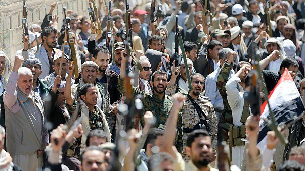 """""""Вулканы гнева"""" в Йемене"""