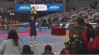 Murray wins maiden China Open title