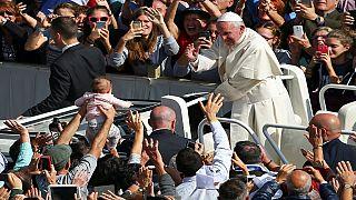 Le pape François nomme de nouveaux cardinaux