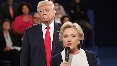 Schlammschlacht in Washington: das vorletzte Fernsehduell der US-Präsidentschaftskandidaten