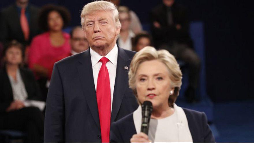 Usa 2016, Trump si difende coi denti ma Clinton vince il secondo dibattito