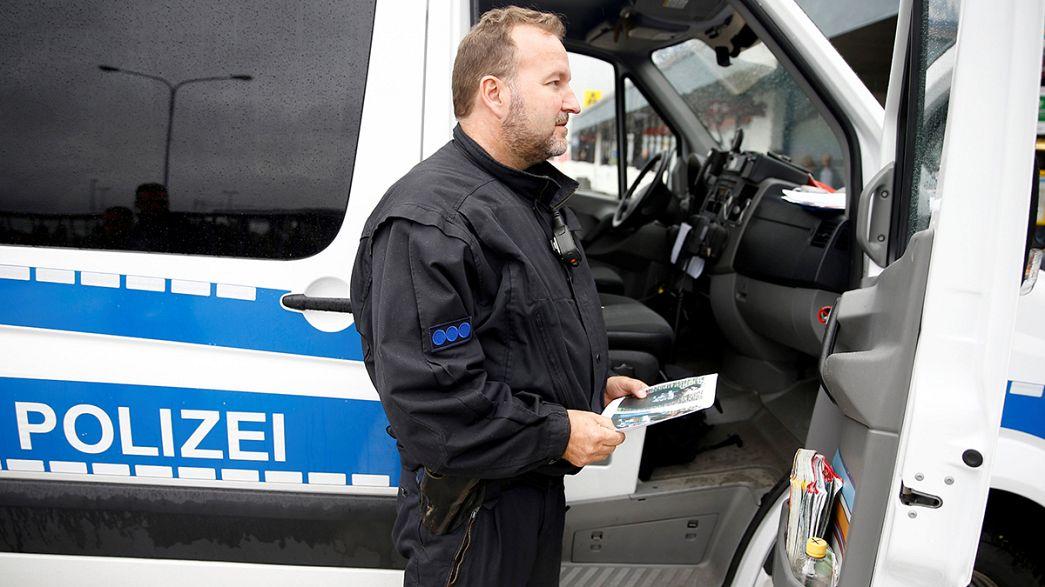 Gesuchter Terrorverdächtiger aus Syrien in Leipzig festgenommen