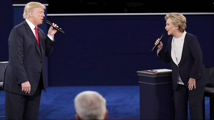 Three takeaways from the second presidential debate